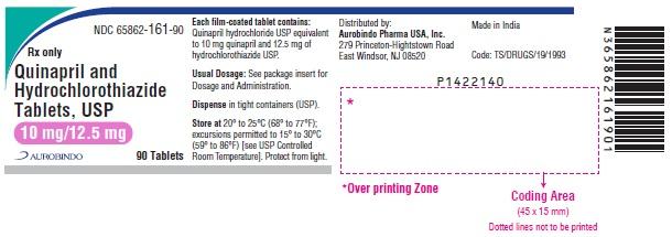 PACKAGE LABEL-PRINCIPAL DISPLAY PANEL - 10 mg/12.5 mg (90 Tablet Bottle)
