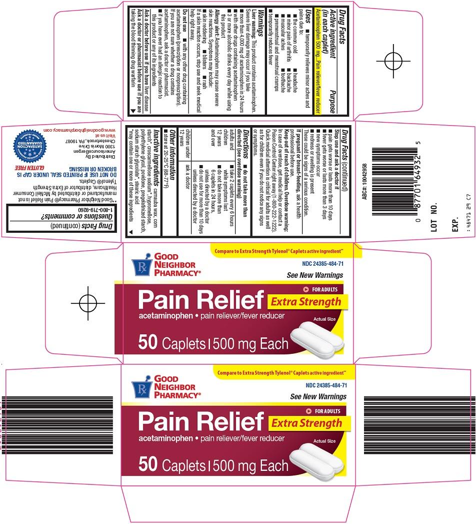Good Neighbor Pharmacy Pain Relief Image