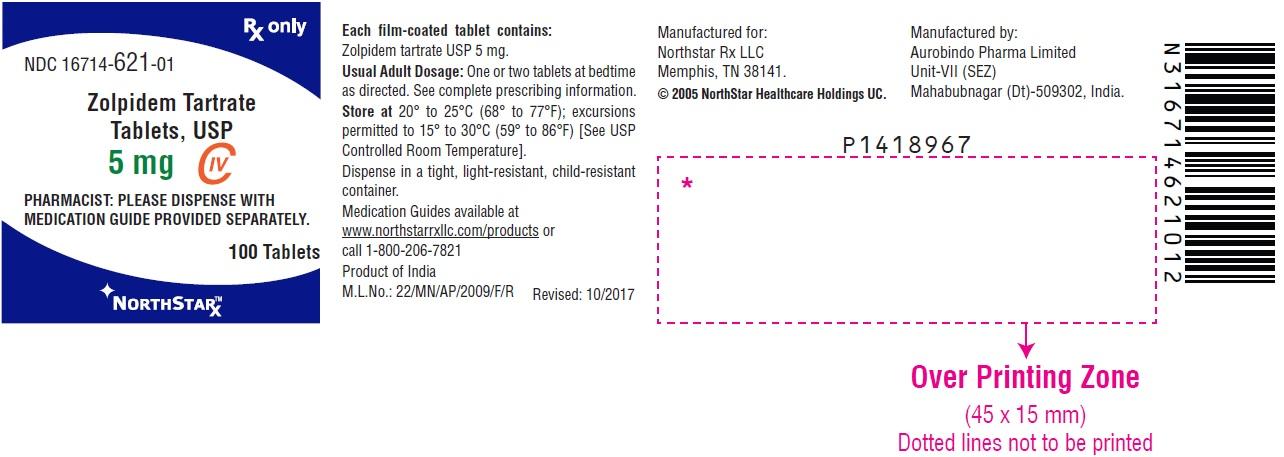 PACKAGE LABEL-PRINCIPAL DISPLAY PANEL - 5 mg (100 Tablets Bottle)