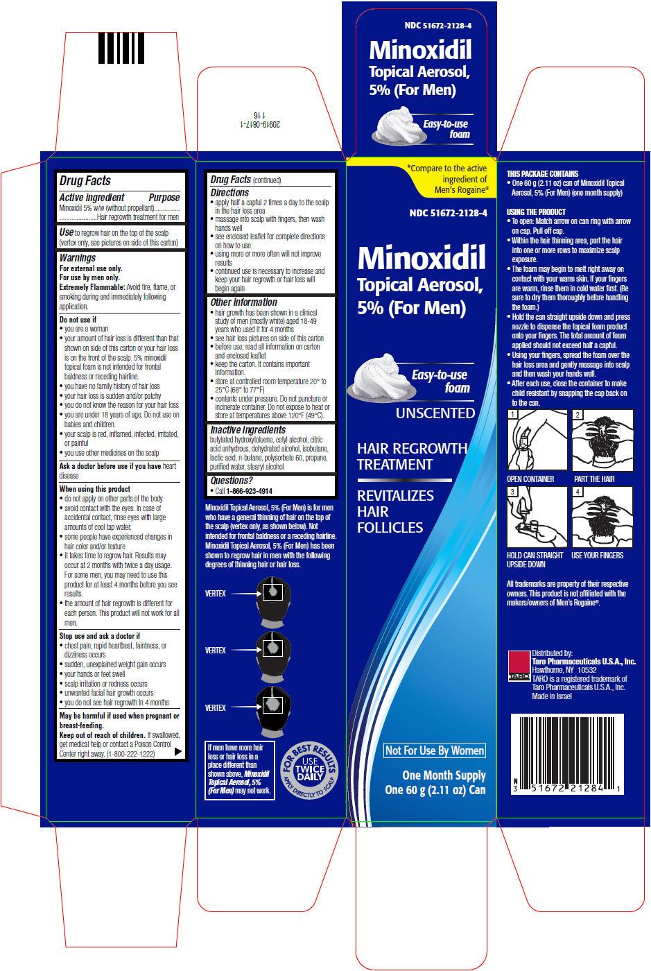 Principal Display Panel - 60 g Can Package