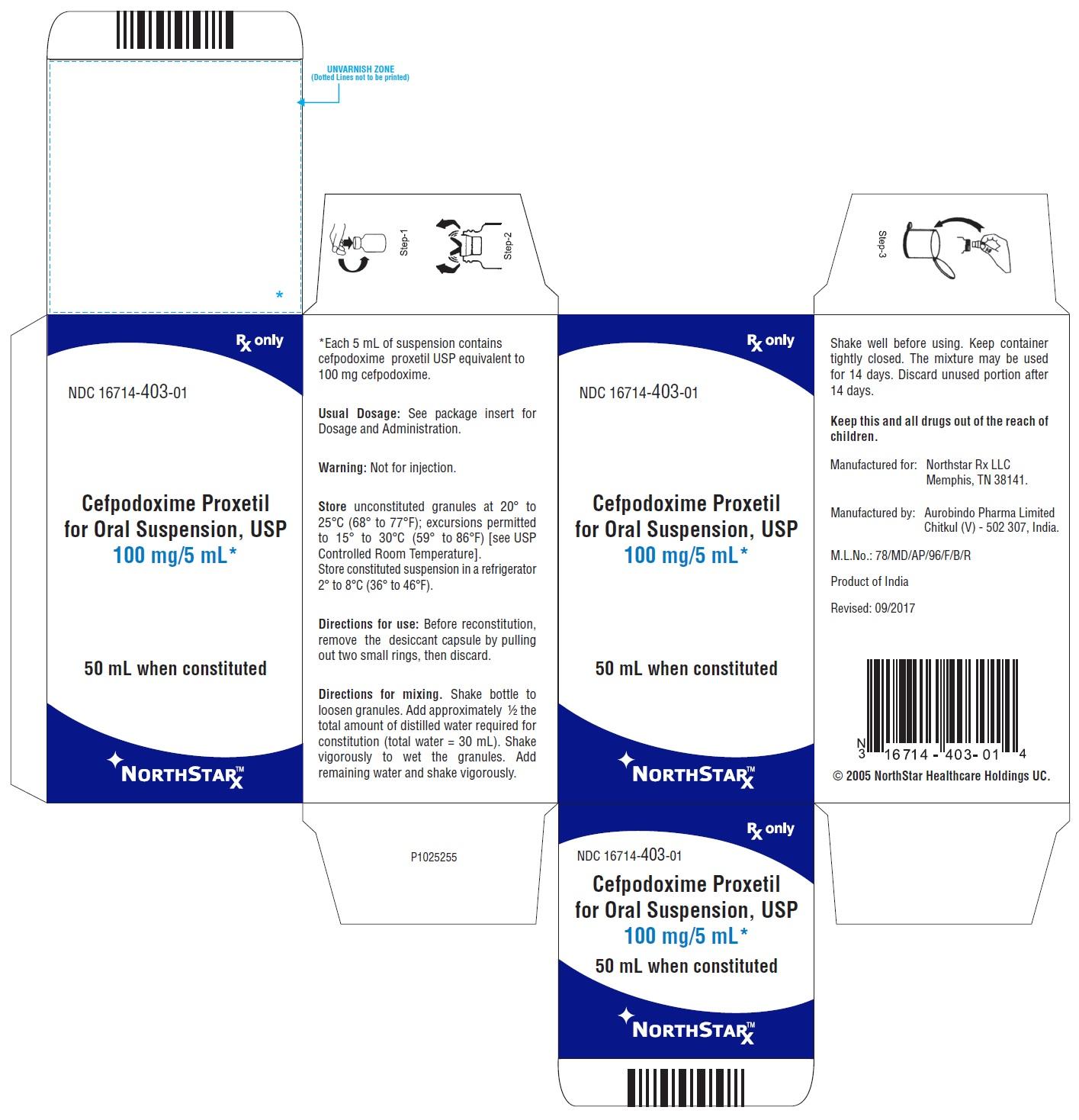 PACKAGE LABEL-PRINCIPAL DISPLAY PANEL - 100 mg/5 mL Carton Label