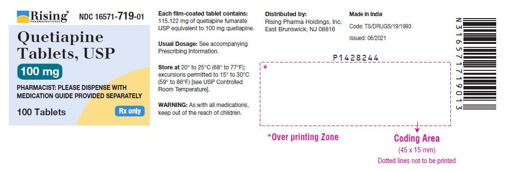 PACKAGE LABEL-PRINCIPAL DISPLAY PANEL - 100 mg (100 Tablets Bottle)
