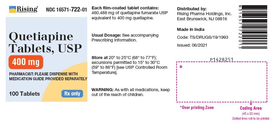 PACKAGE LABEL-PRINCIPAL DISPLAY PANEL - 400 mg (100 Tablets Bottle)