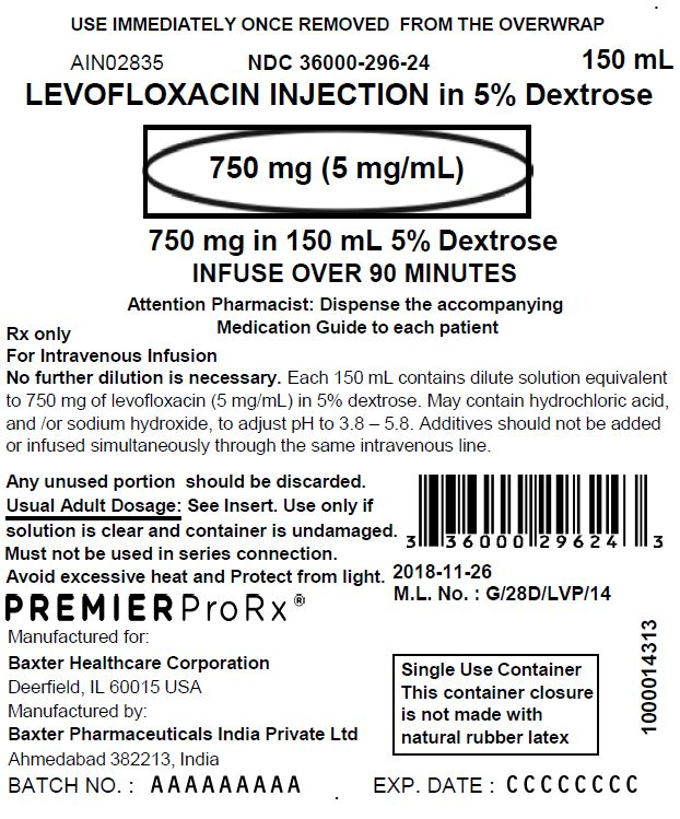 Container label-150 mL