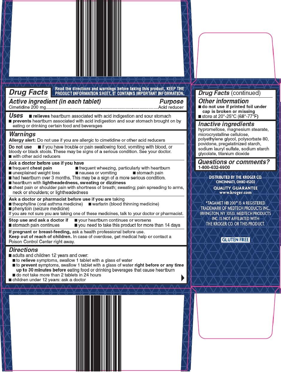 Kroger Acid Reducer image 2