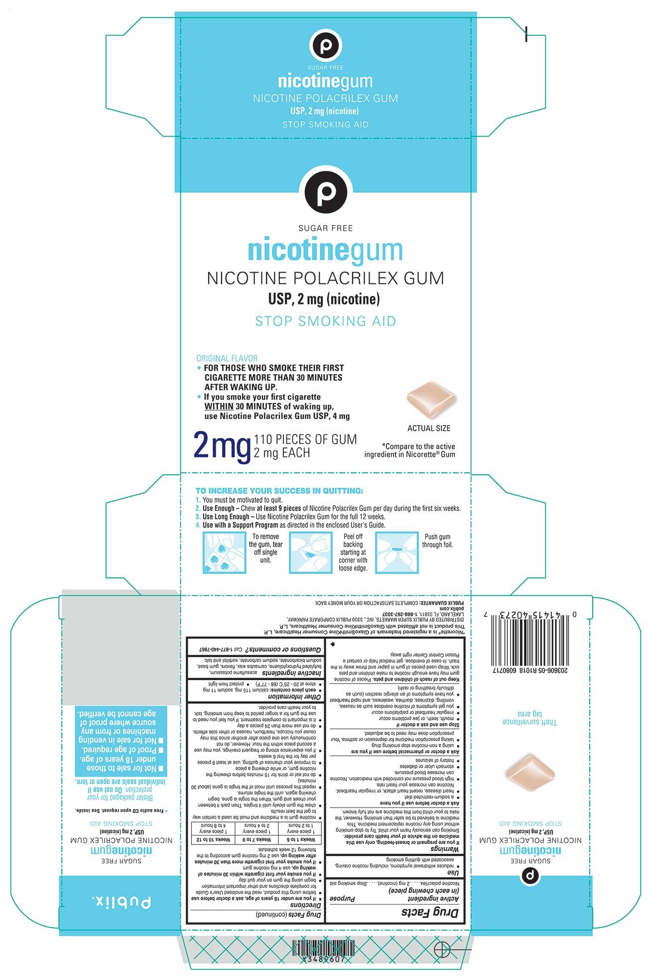 2 mg original 110 count