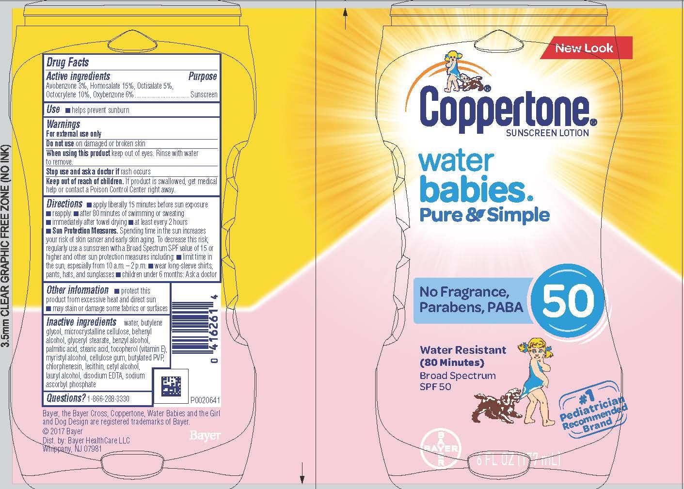 6 oz bottle label