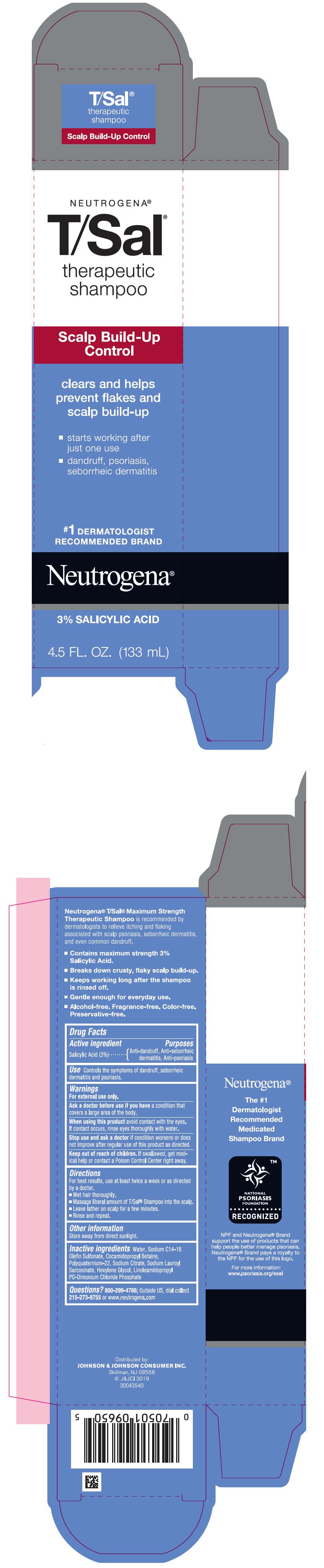 PRINCIPAL DISPLAY PANEL - 133 mL Bottle Carton