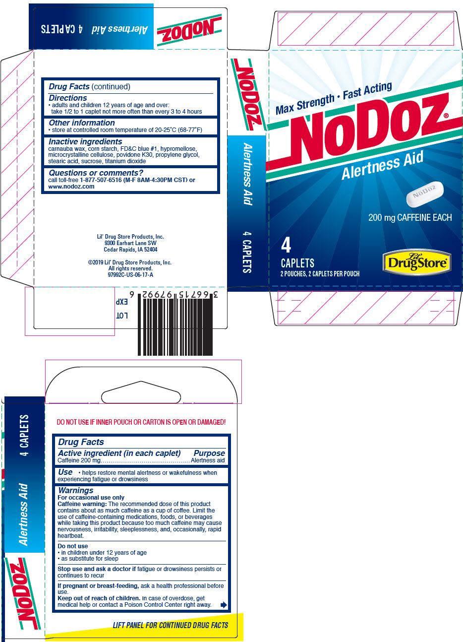 PRINCIPAL DISPLAY PANEL - 200 mg Caplet Pouch Carton