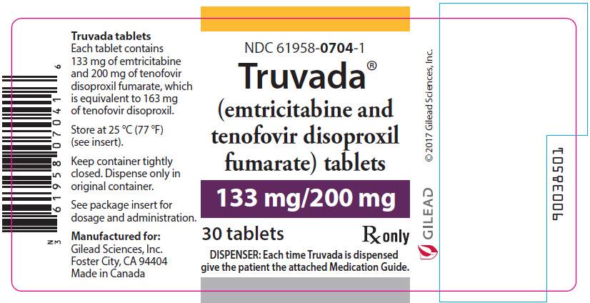 PRINCIPAL DISPLAY PANEL - 133 mg/200 mg Tablet Bottle Label