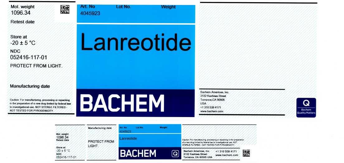 Lanreotide Label