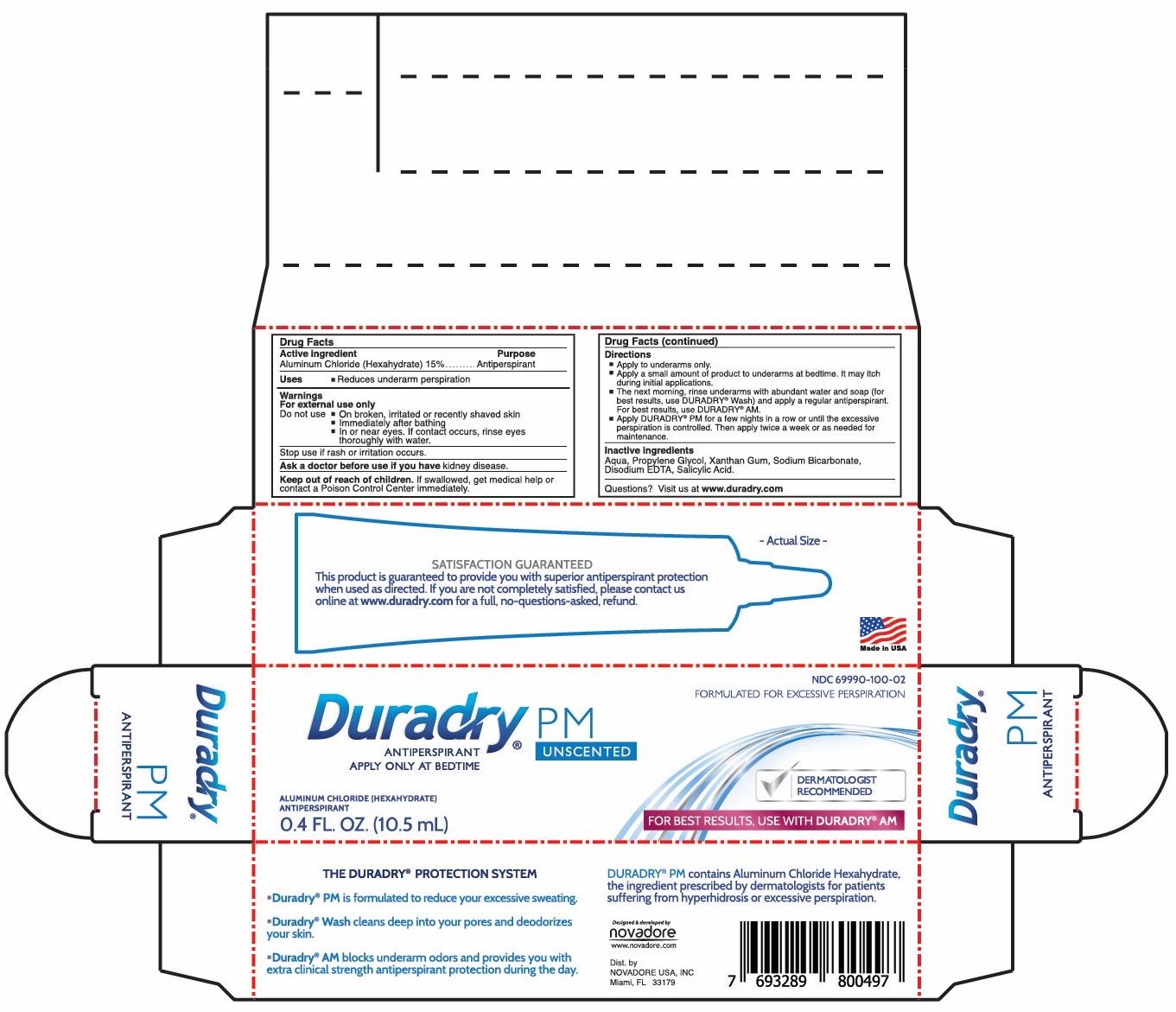 Duradry PM 10.5mL