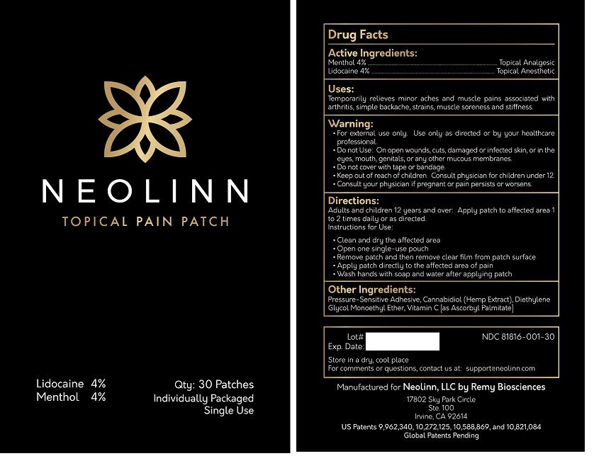 Neolinn Label Box