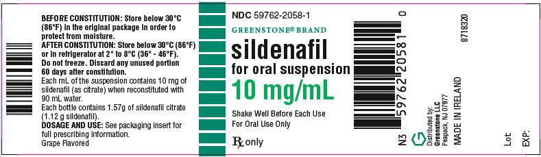 PRINCIPAL DISPLAY PANEL - 10 mg/mL Bottle Label