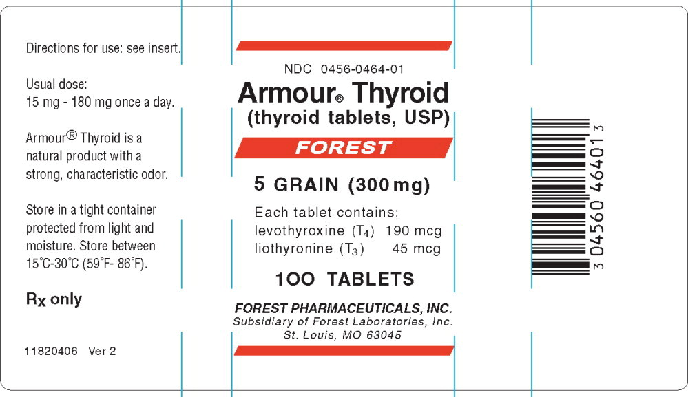 Principal Display Panel – 300 mg Bottle Label