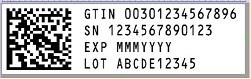 Representative Carton Serialization Image