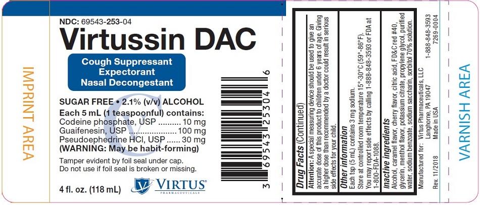 118 mL Bottle Label