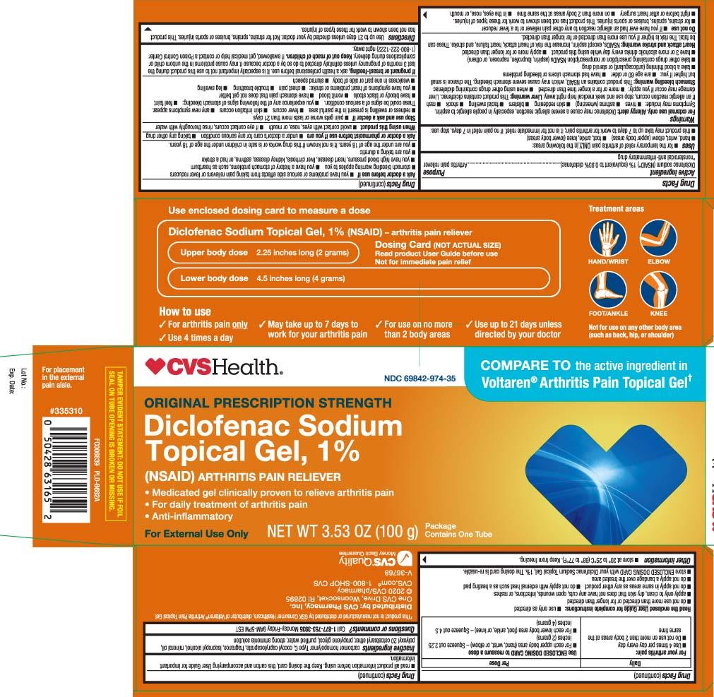 Diclofenac sodium (NSAID)* 1% (equivalent to 0.93% diclofenac) *nonsteroidal anti-inflammatory drug