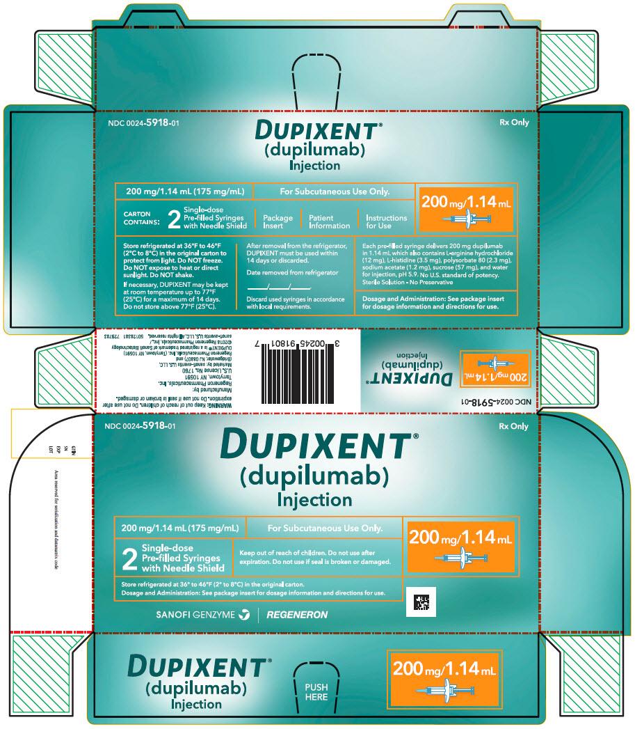 PRINCIPAL DISPLAY PANEL - 200 mg/1.14 mL Syringe Carton