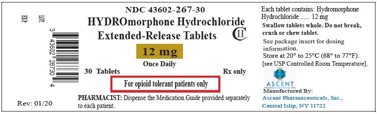 12 mg- 30s
