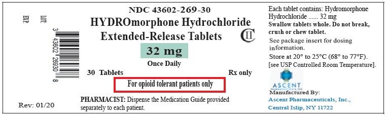 32 mg- 30s