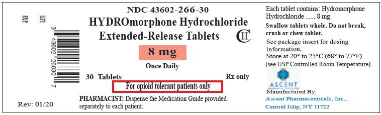 8 mg- 30s