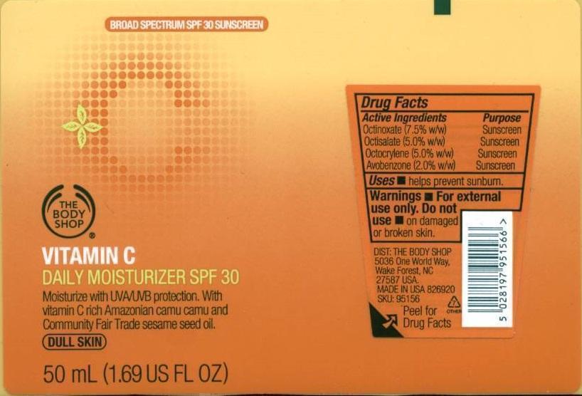 Vitamincspf30tube