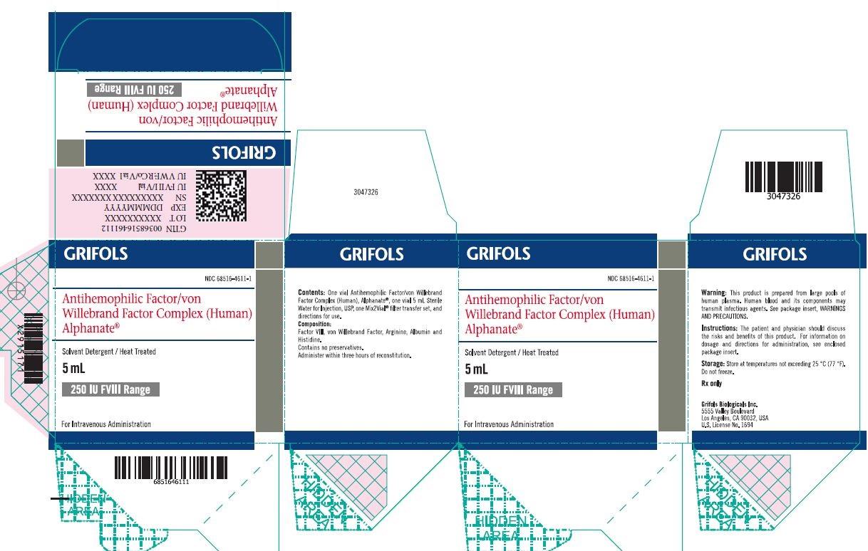 Principal Display Panel – 250 IU Carton Label