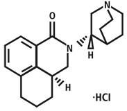 Palonosetron Chemical Structure