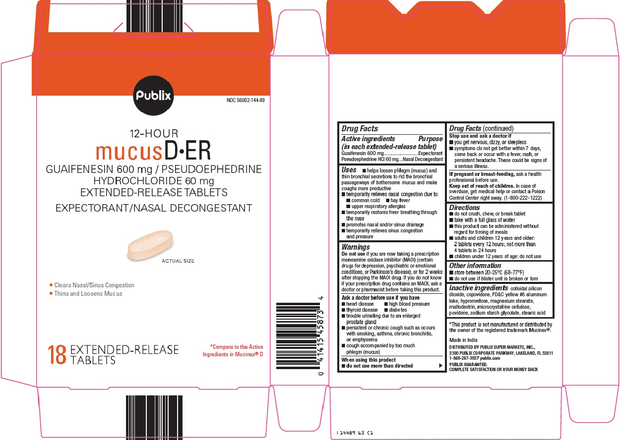 Publix Mucus D ER