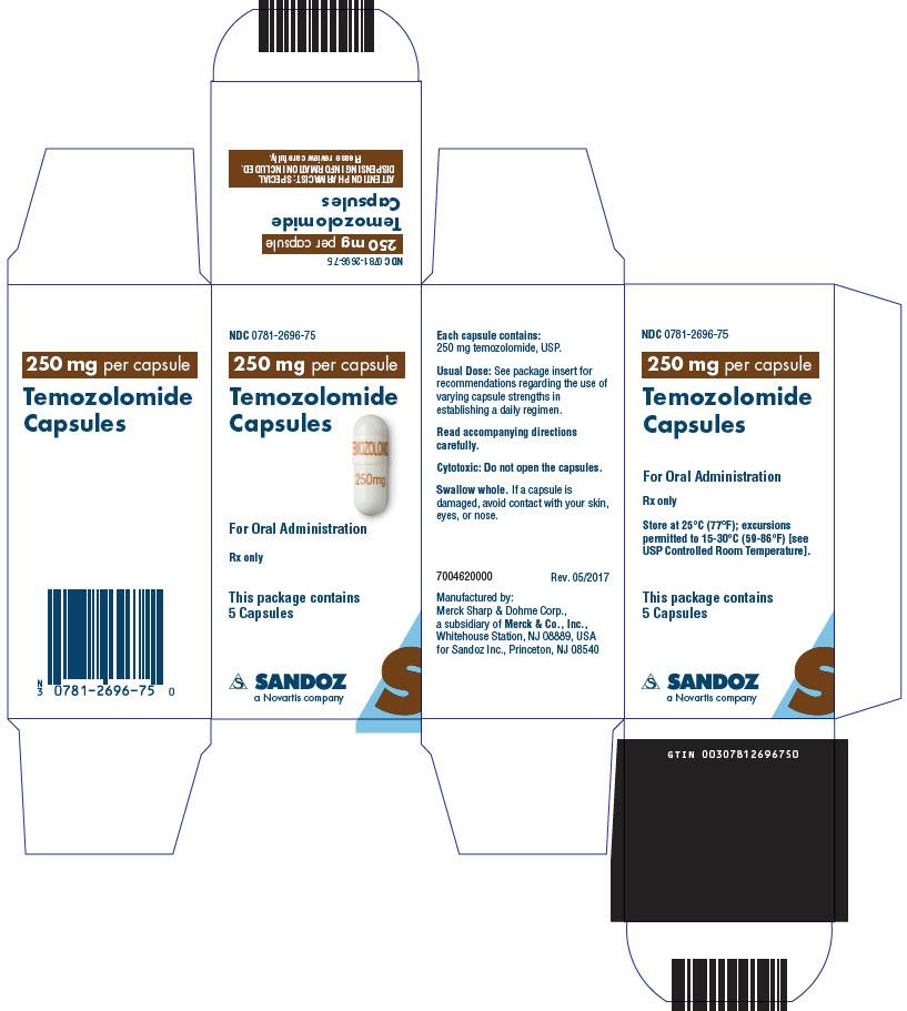 PRINCIPAL DISPLAY PANEL - 250 mg Capsule Bottle Carton