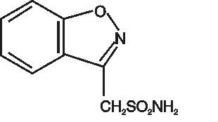 Chemical Formula of Zonisamide