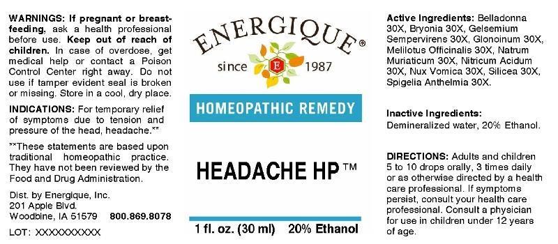 Headache HP