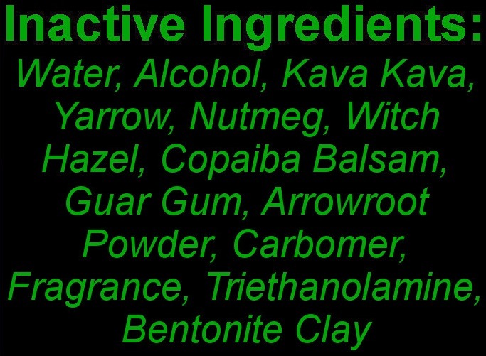 inactive ingredients
