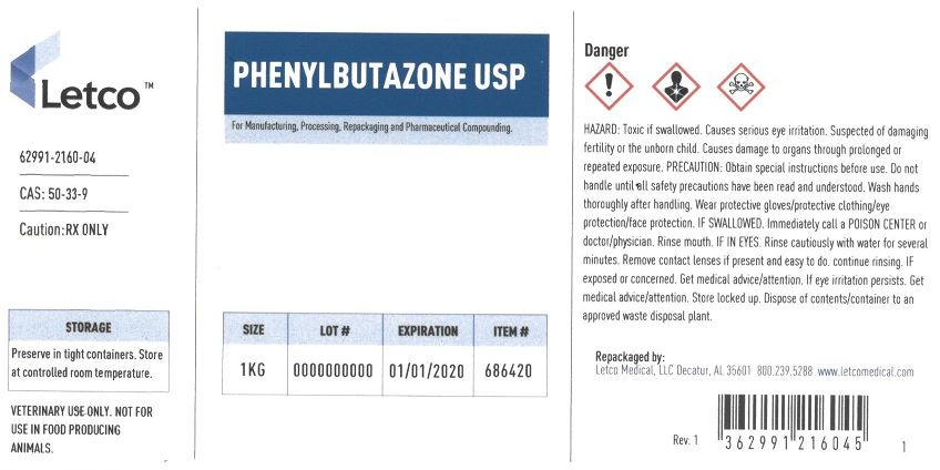 Phenylbutazone USP
