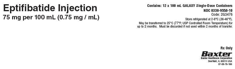 Representative Shipper Label for Serialization panel 2 of 2