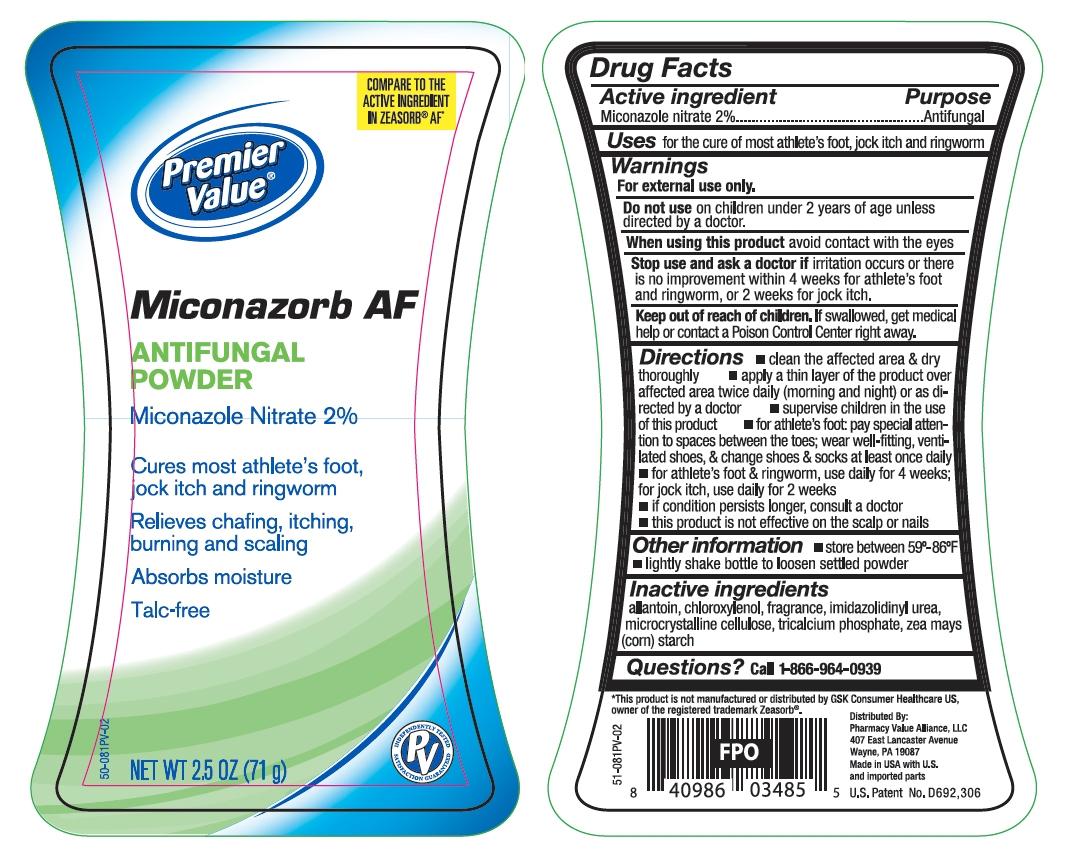 miconazorb af powder