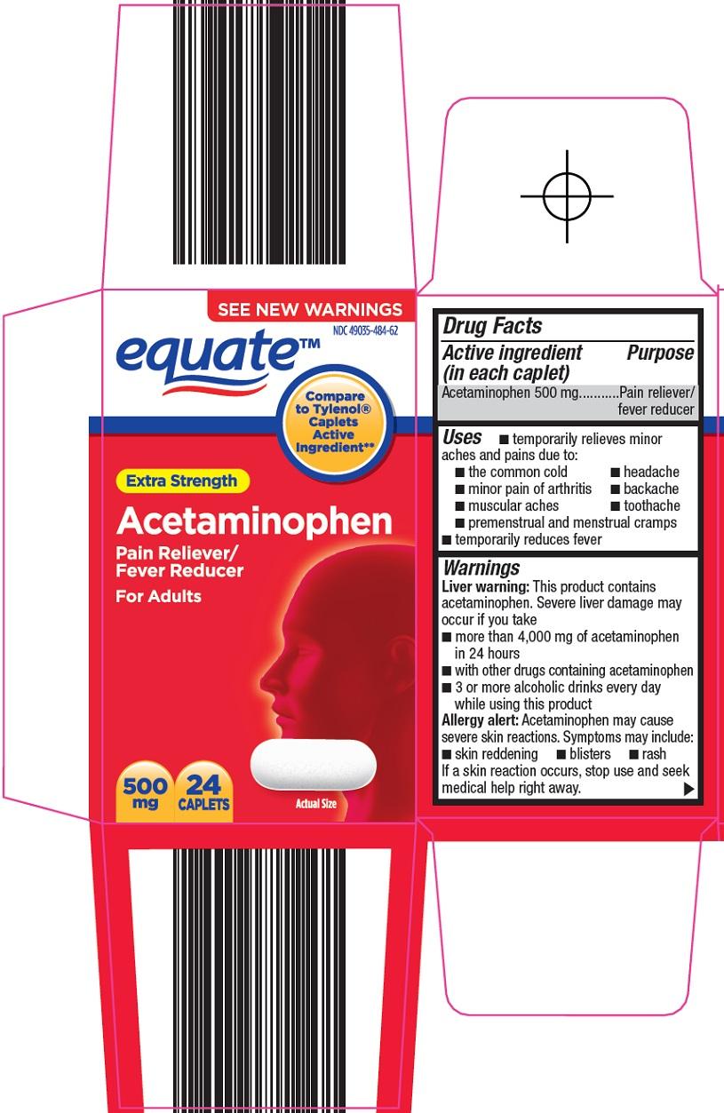 Equate Acetaminophen Image 1