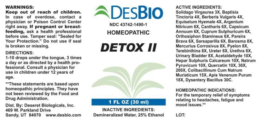 Detox II