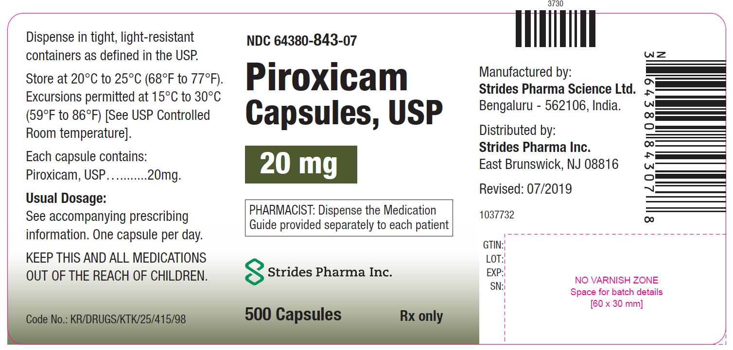 piroxicam-20mg-500s Count