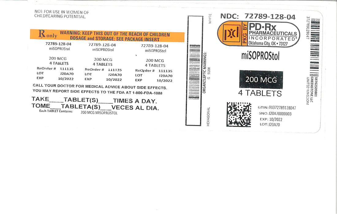 72789128 Label