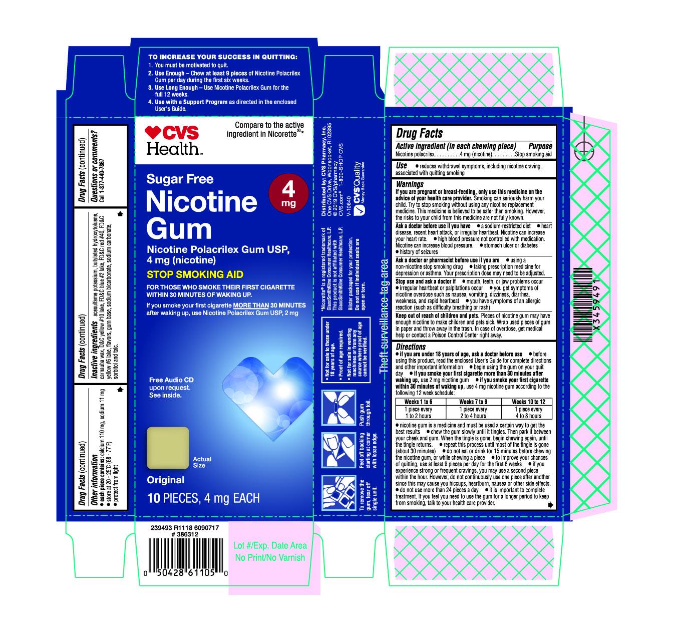 4 mg original 10 count