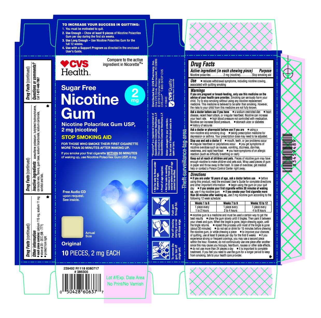 2 mg original 10 count