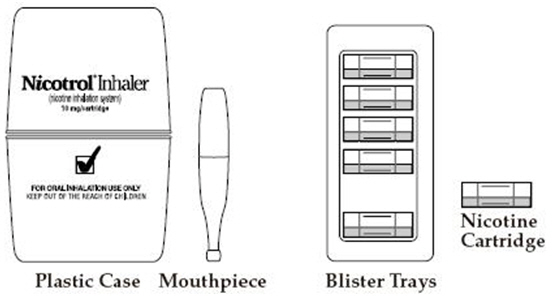Inhaler Contents