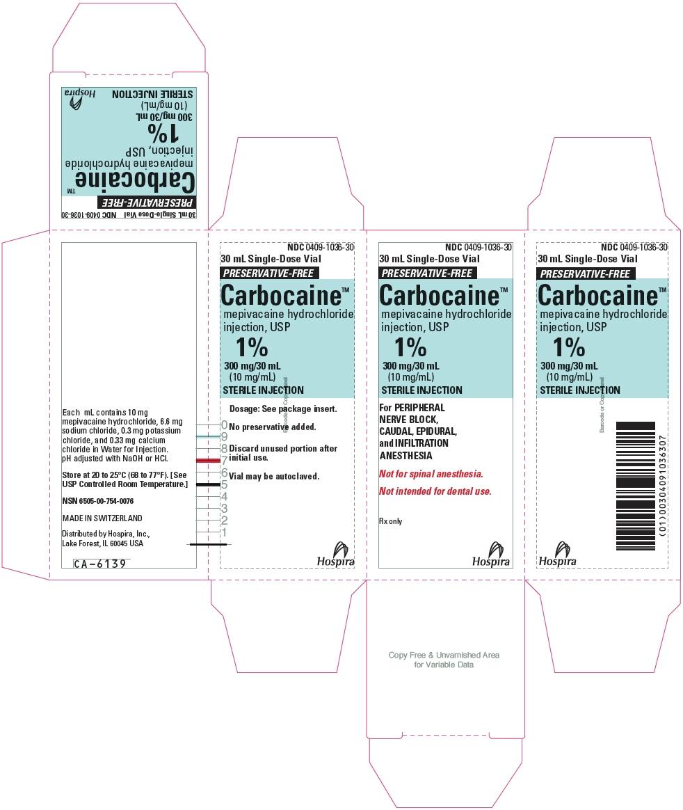 PRINCIPAL DISPLAY PANEL - 300 mg/30 mL Vial Carton