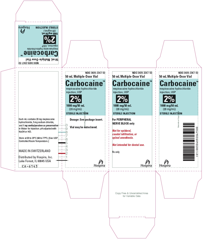 PRINCIPAL DISPLAY PANEL - 1000 mg/50 mL Vial Carton