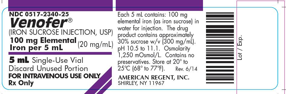 Container Label (10 mL)