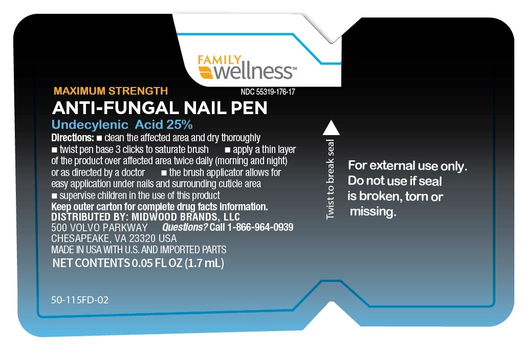 Anti Fungal Nail Solution Pen