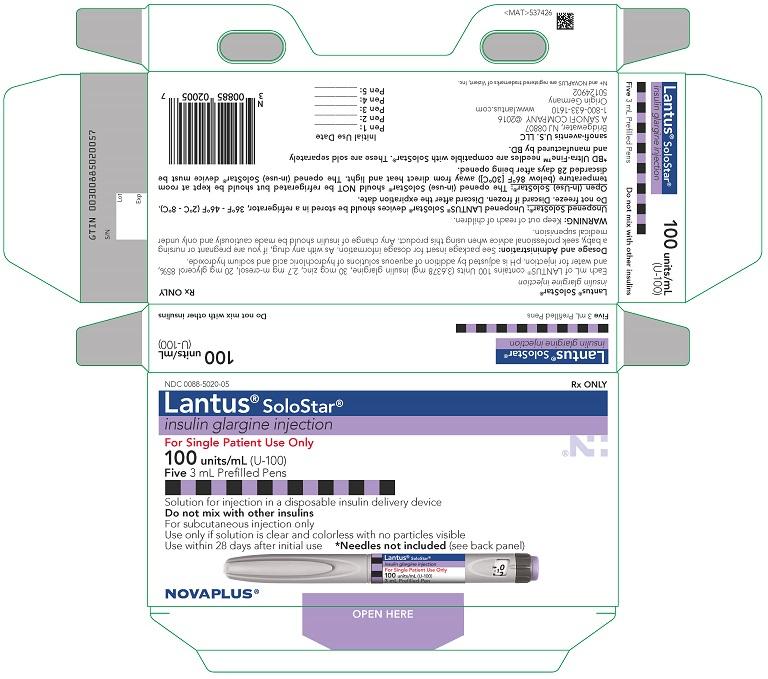 PRINCIPAL DISPLAY PANEL - 3 mL Syringe Package