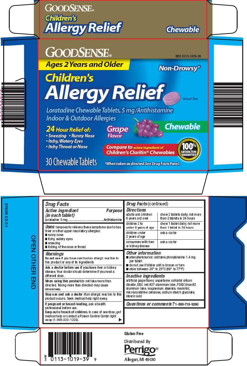 childrens allergy relief image